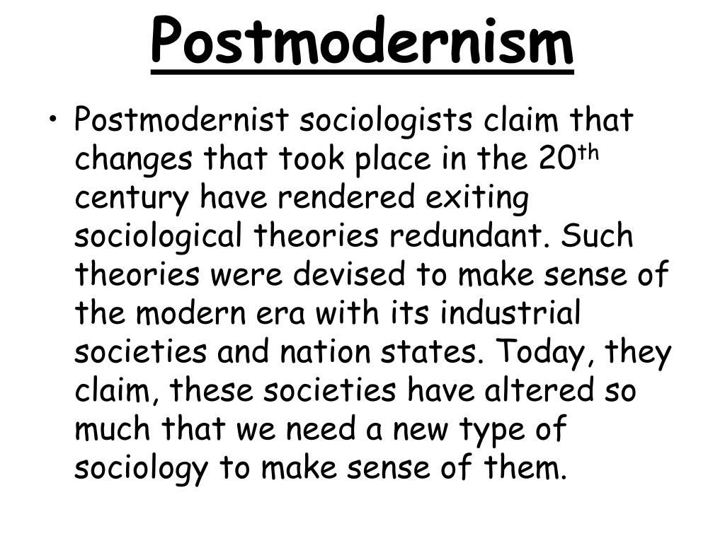 PPT - Sociology explores the social world around us