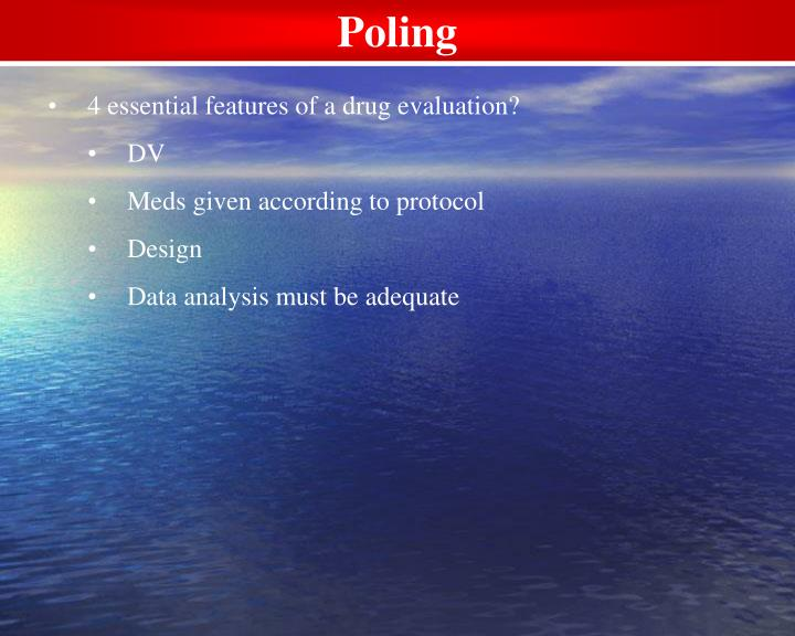 Poling