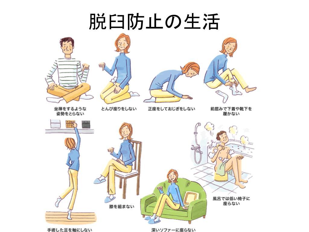 位 人工 骨頭 置換 術 禁忌 肢 人工膝関節置換術(TKA)の禁忌肢位をイラストでご紹介