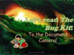 let s read the bug kit