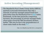 active investing management1