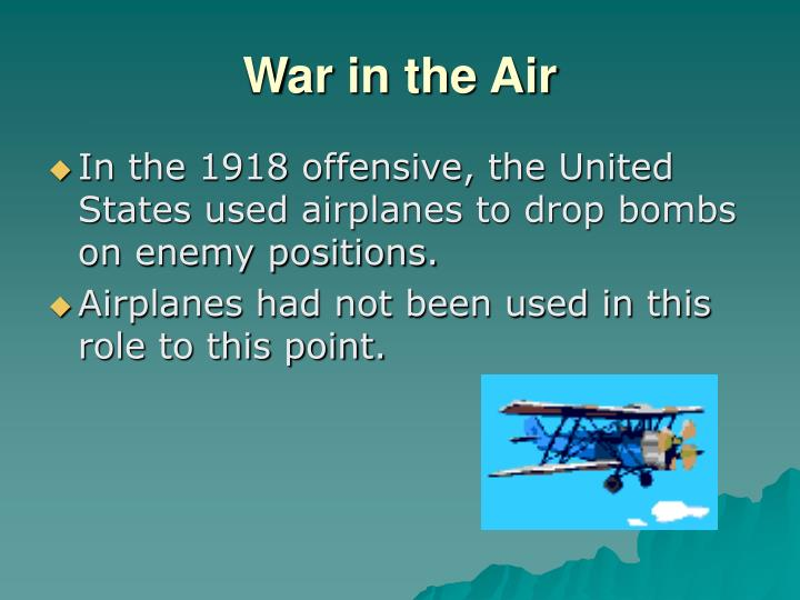 War in the Air