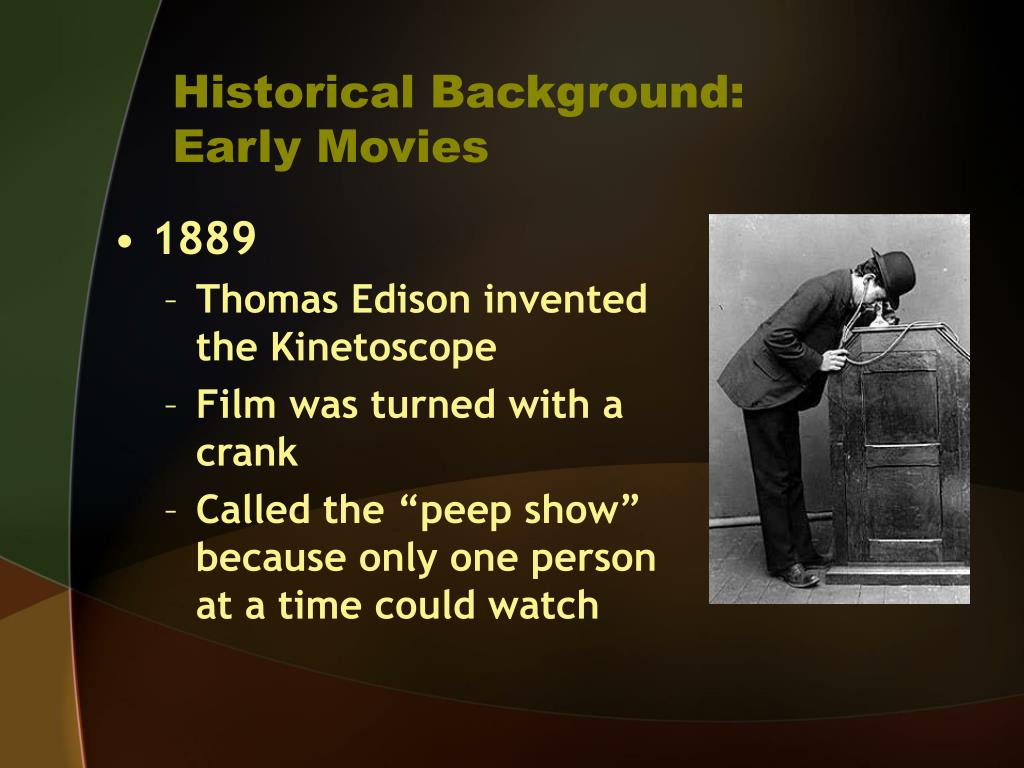 PPT - An Introduction to Music in Movies PowerPoint