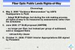 fiber optic public lands rights of way10