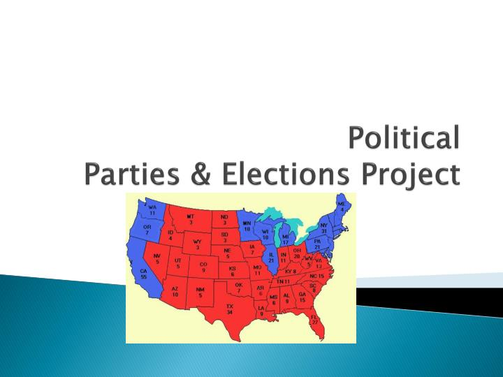 political parties elections project