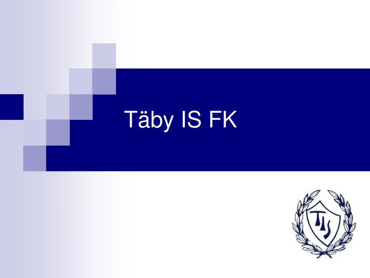 Täby IS FK