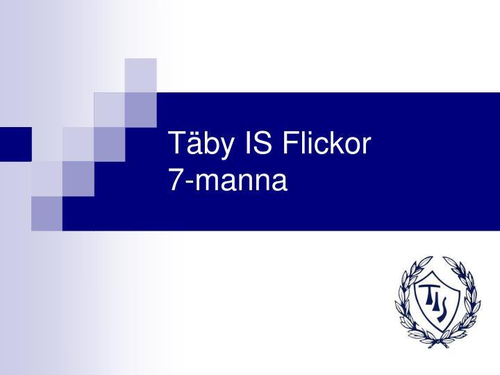 Täby IS Flickor