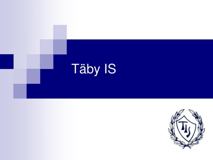 T by is