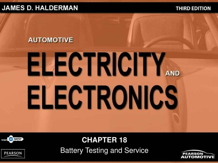 chapter 18 battery testing and service n.