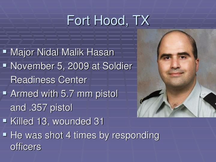 Fort Hood, TX