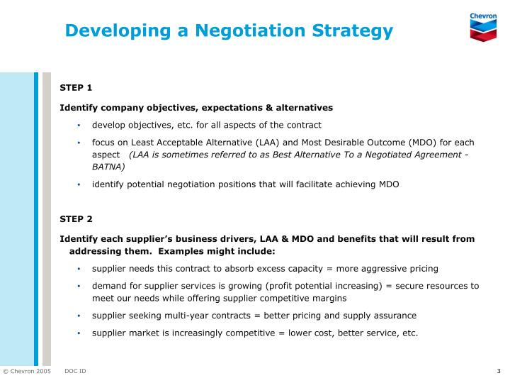 Ppt Negotiation Planning Guide Powerpoint Presentation Id6125294