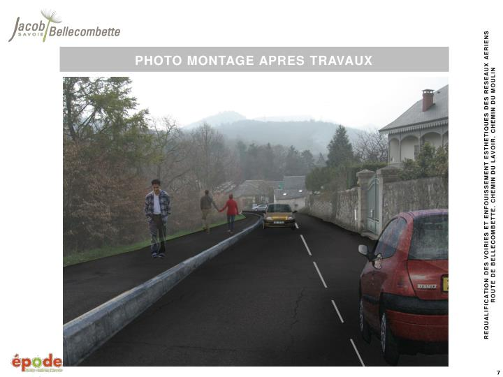 PHOTO MONTAGE APRES TRAVAUX