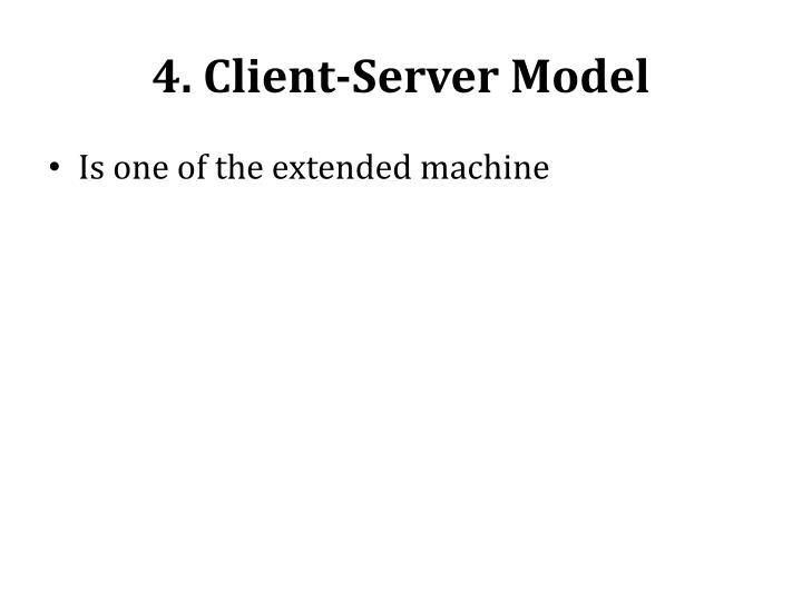 4. Client-Server