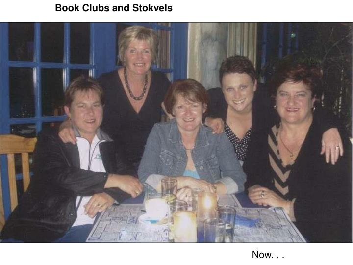 Book Clubs and Stokvels