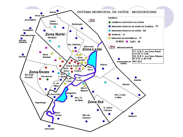 Prefeitura municipal de mossor secretaria municipal da cidadania ger ncia executiva da sa de