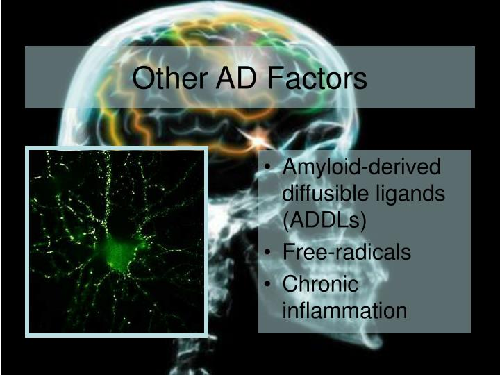 Other AD Factors