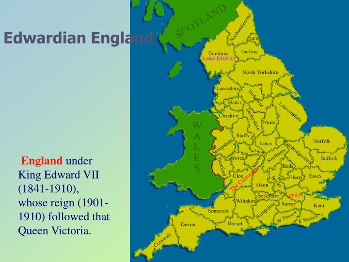 Edwardian England