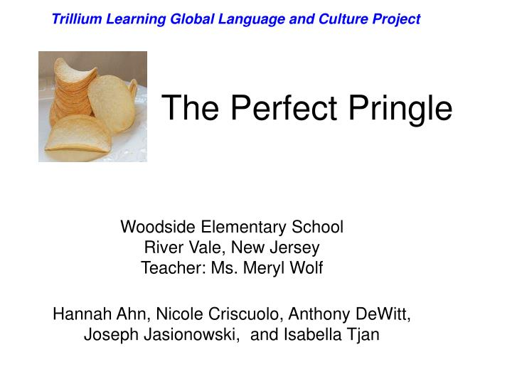 Trillium Learning Global Language and Culture Project