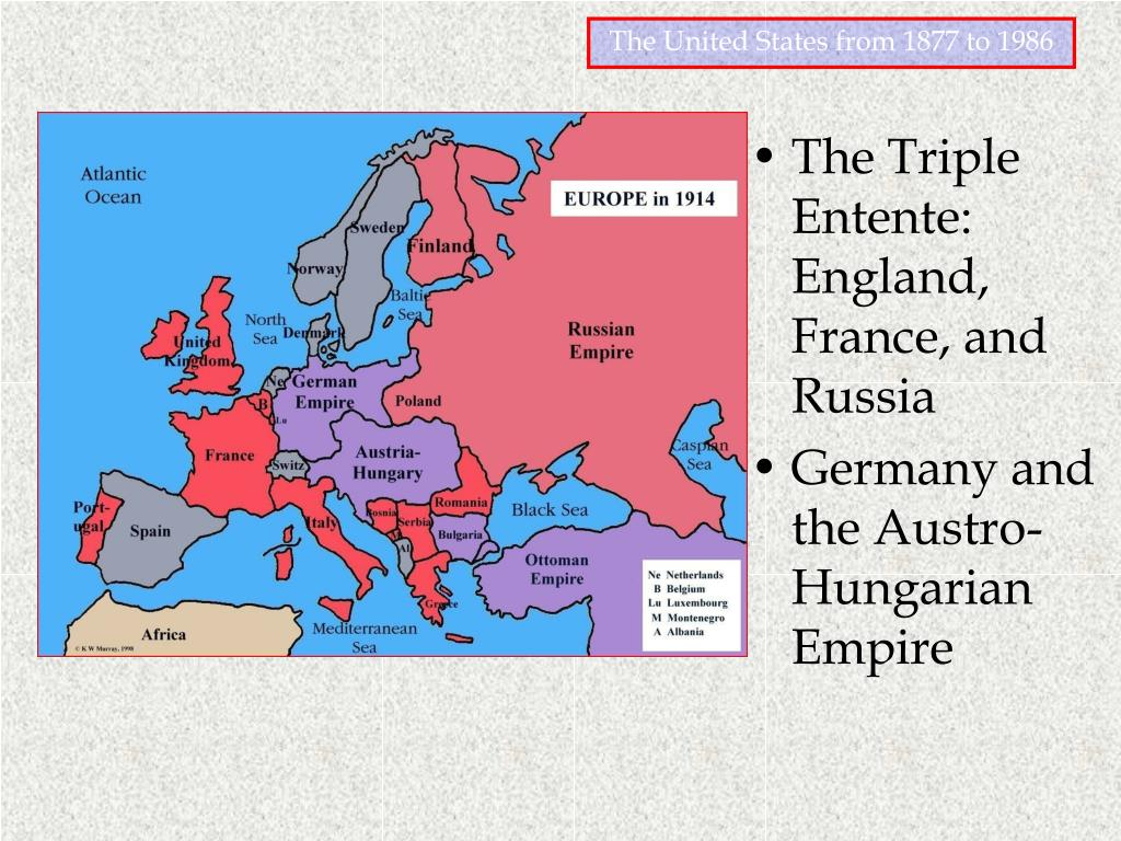why was the triple entente formed