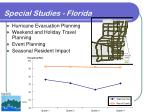 special studies florida