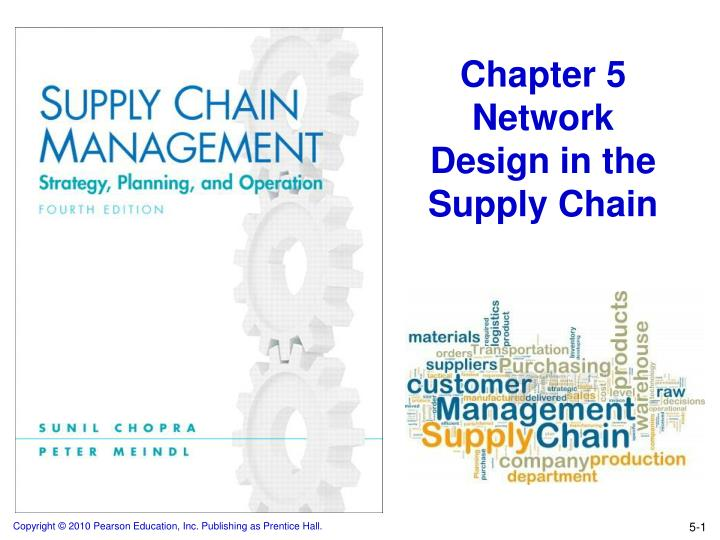 PPT - Chapter 5 Network Design in the Supply Chain