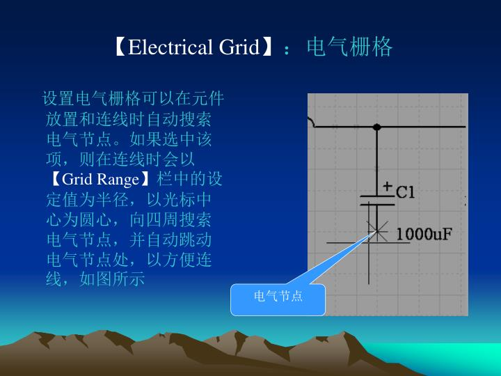 【Electrical Grid】