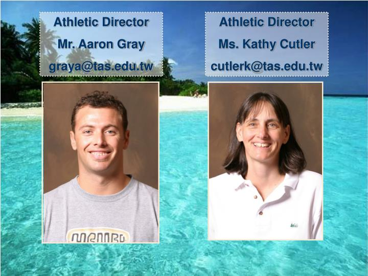 Athletic Director