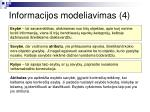 informacijos modeliavimas 4