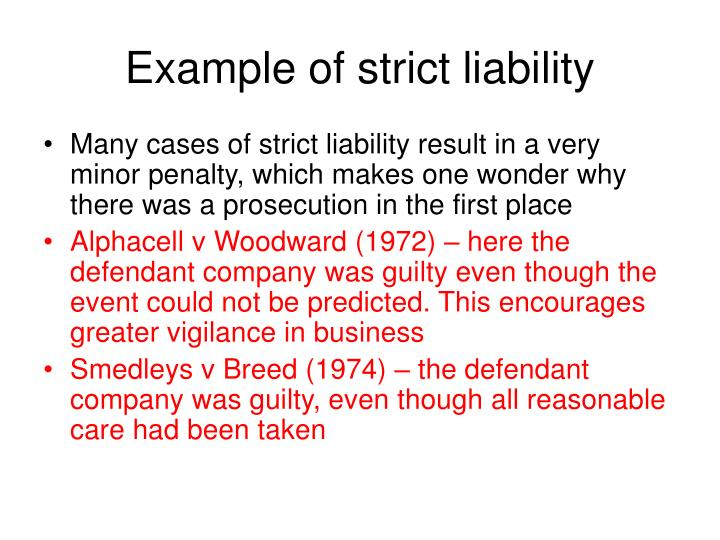 Ppt Principles Of Criminal Liability Powerpoint Presentation Id