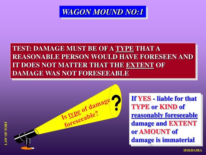 WAGON MOUND NO:1