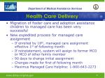 health care delivery5