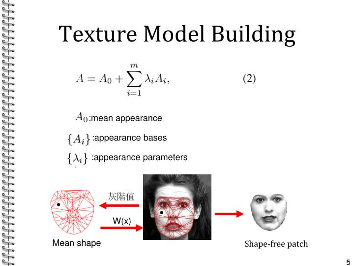 Texture Model Building