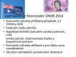 zaj mavost ve financov n nor 2014
