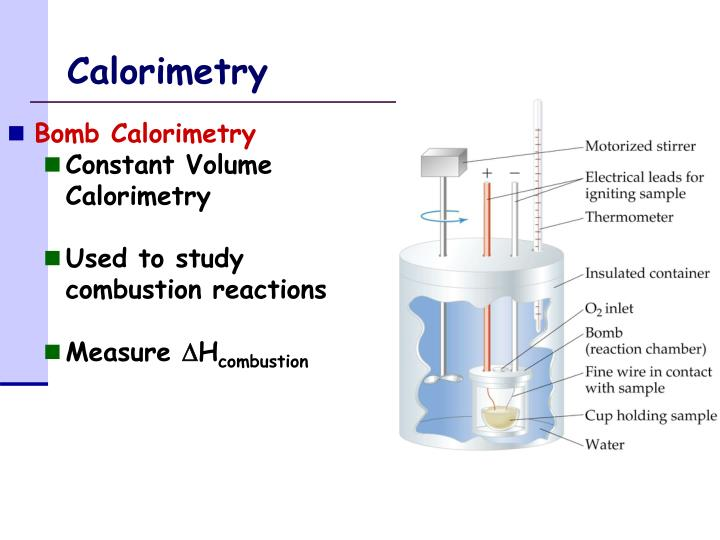 06 03 calorimetry Example \(\pageindex{1}\) when 503 g of solid potassium hydroxide are dissolved in 1000 ml of distilled water in a coffee-cup calorimeter, the temperature of the liquid increases from 230°c to 347°c.