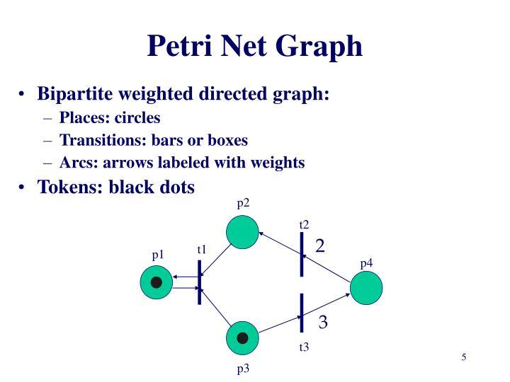 Petri Net Graph
