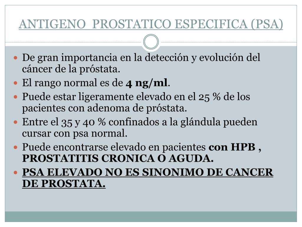 adenoma de próstata 40 ml