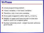 w phase1