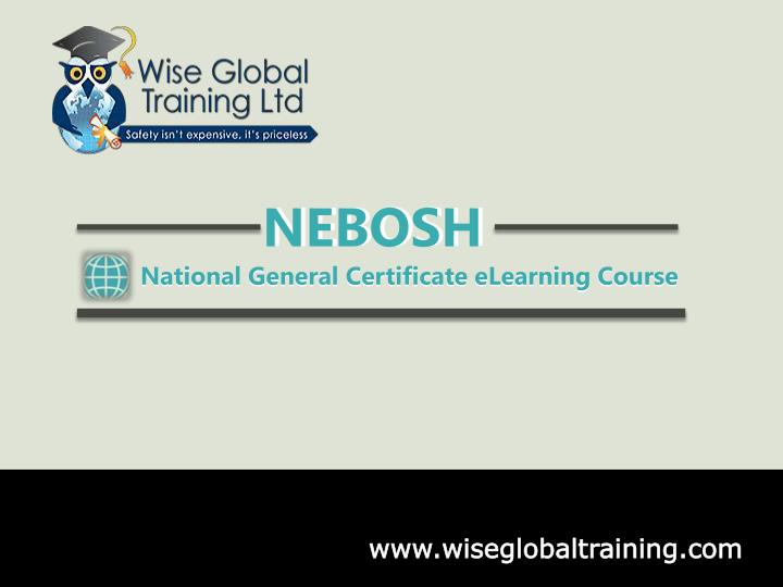 nebosh basic information Nebosh's award-level qualifications provide a basic understanding of health and safety principles and practice and provide a perfect introduction to other nebosh qualifications click here for more information.