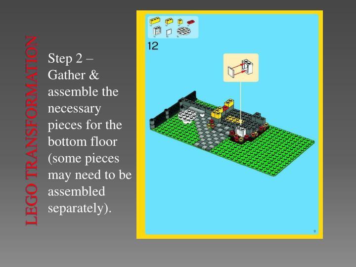 Lego transformation1