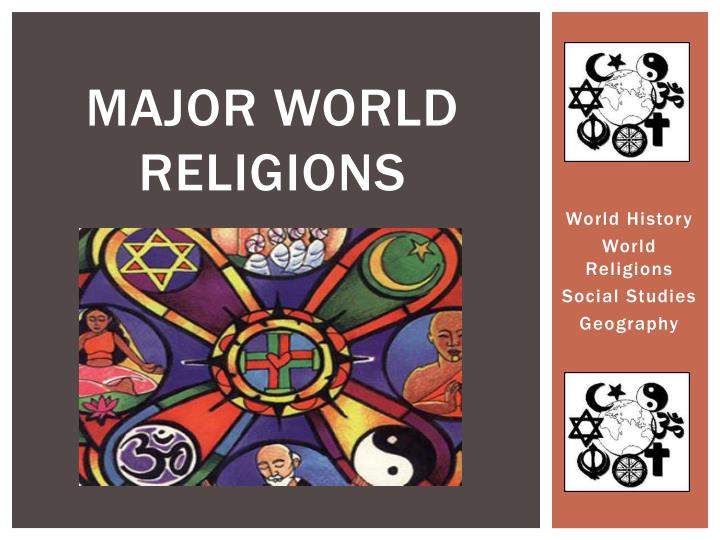 major world religions n.