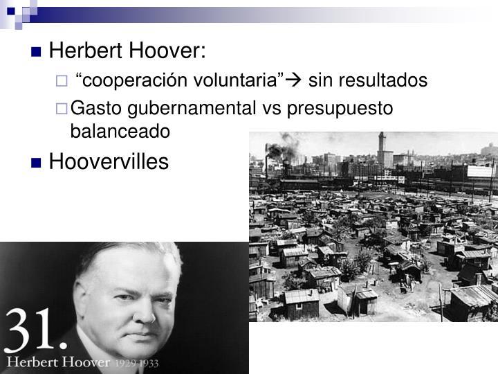 Herbert Hoover: