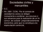 sociedades civiles y mercantiles5