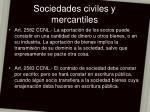 sociedades civiles y mercantiles7
