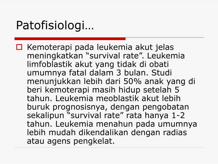 Patofisiologi…