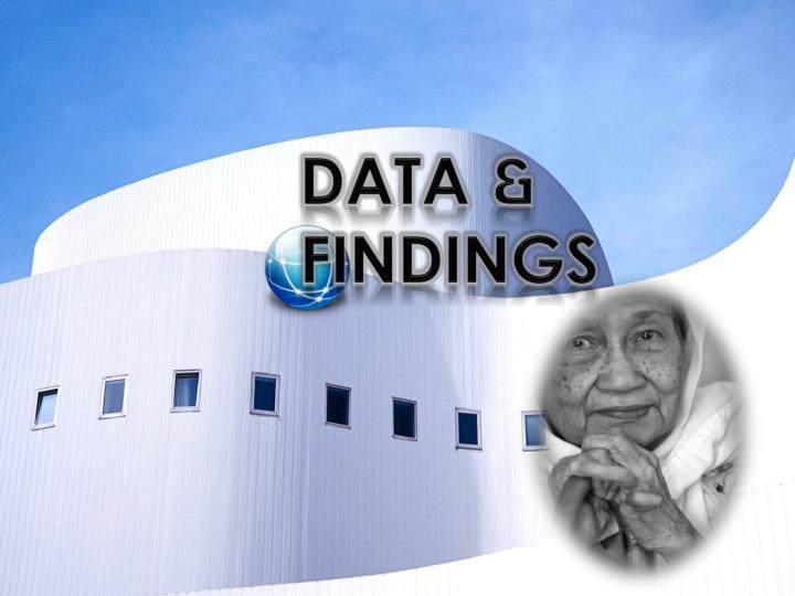 DATA & FINDINGS