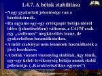 1 4 7 a b t k stabilit sa