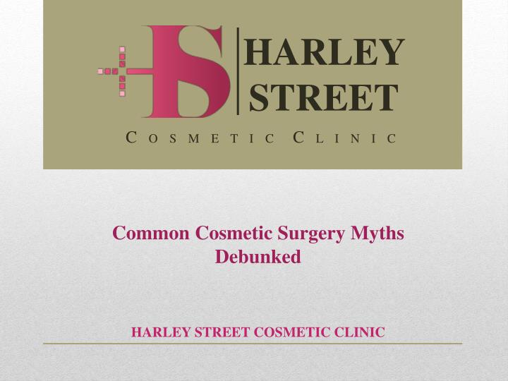 an analysis of self esteem improvement and confidence booster in cosmetic surgery