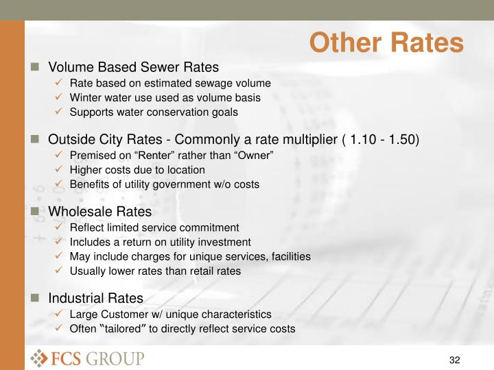 Other Rates