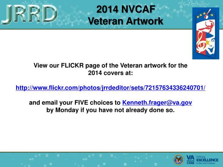2014 NVCAF