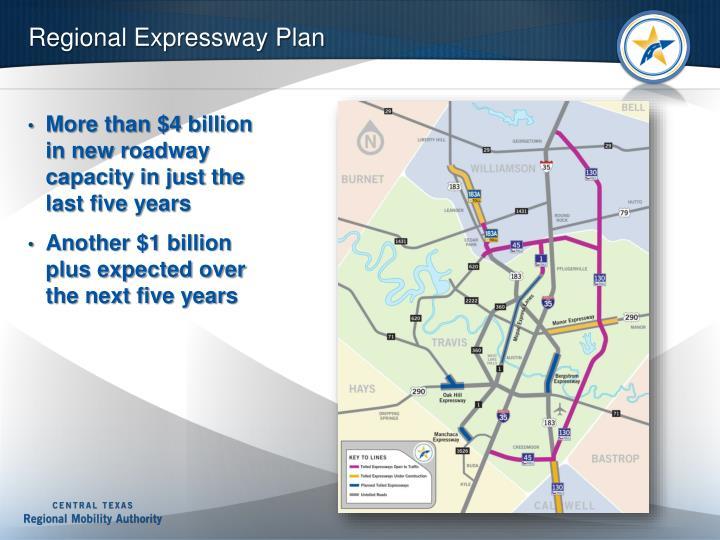 Regional Expressway Plan